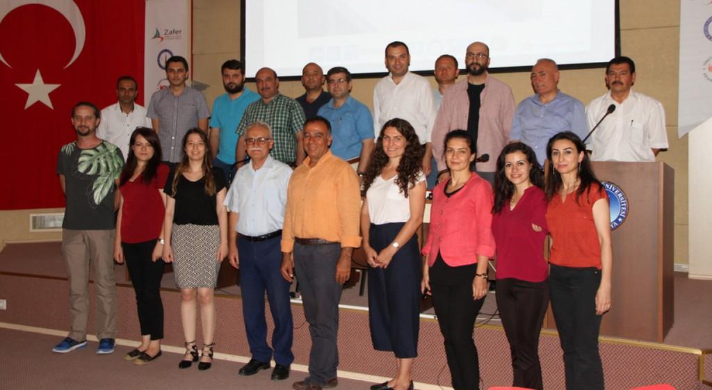 DPÜ'de İç Tetkikçi Eğitimi Projesi Gerçekleştirildi
