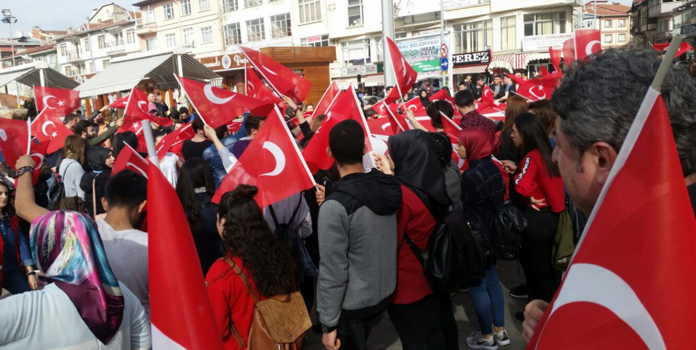 Çanakkale Victory Celebrates 103rd Anniversary