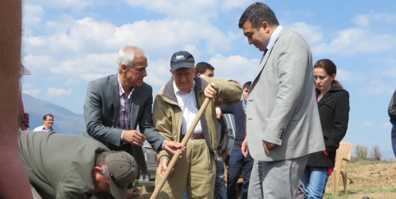 DPÜ Muradınlar Yerleşkesinde 3500 Ağaç Dikimi Yapıldı