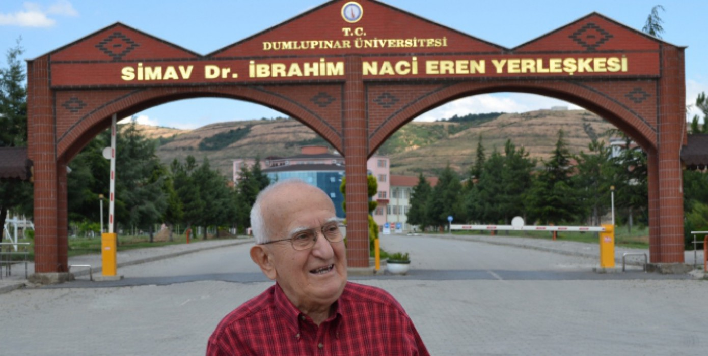 Dr. İbrahim Naci Eren