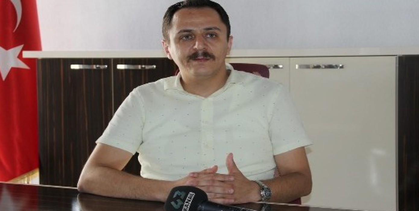 MYO Müdürümüz Feyyaz Ebeoğlugil Kanal 43 ve İha'ya Konuştu