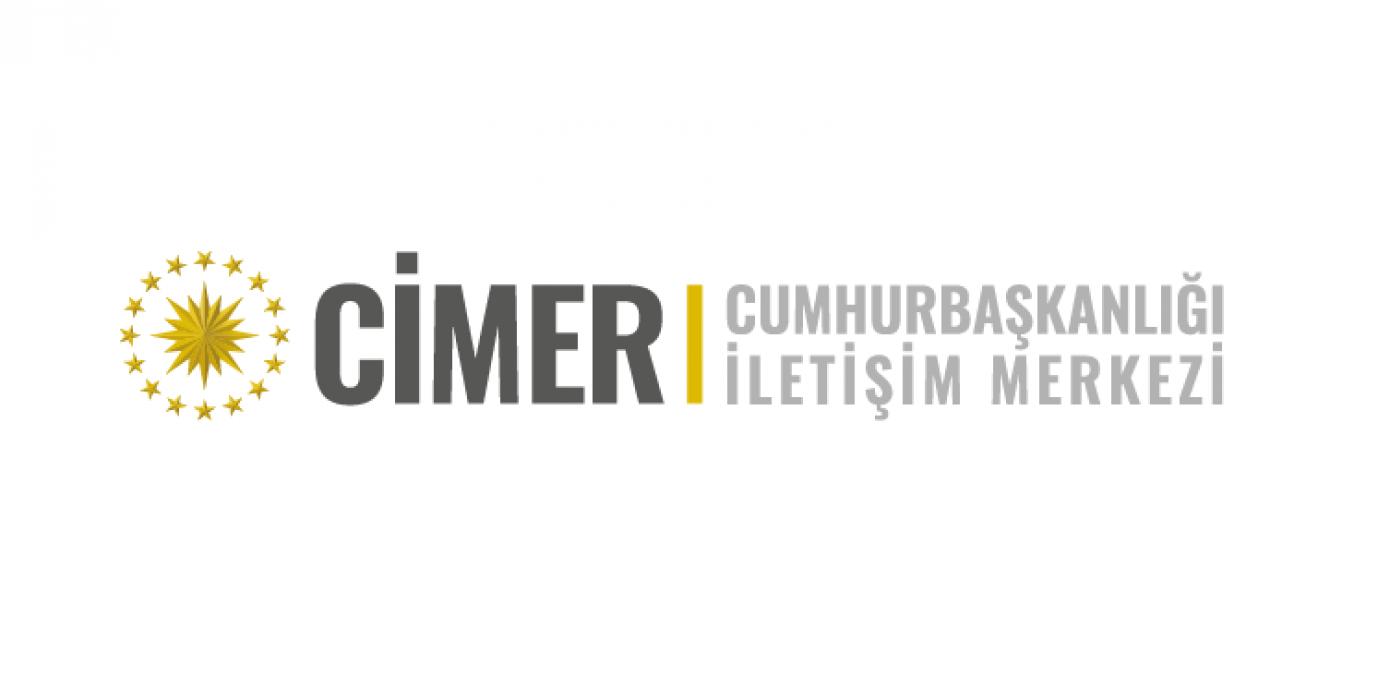 Cumhurbaşkanlığı İletişim Merkezi (Cimer)
