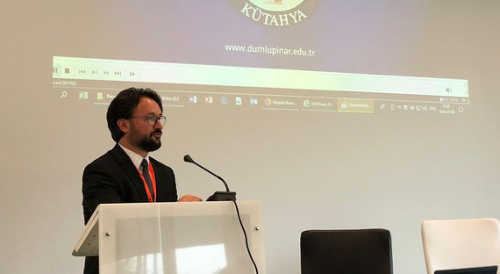 KUTAYHA DUMLUPINAR UNIVERSITY WAS REPRESENTED IN LITHUANIA