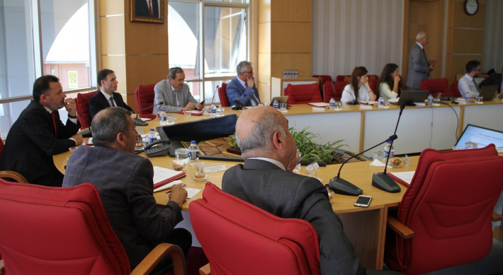 DPÜ'de Kalite Kurulu Toplantısı Yapıldı