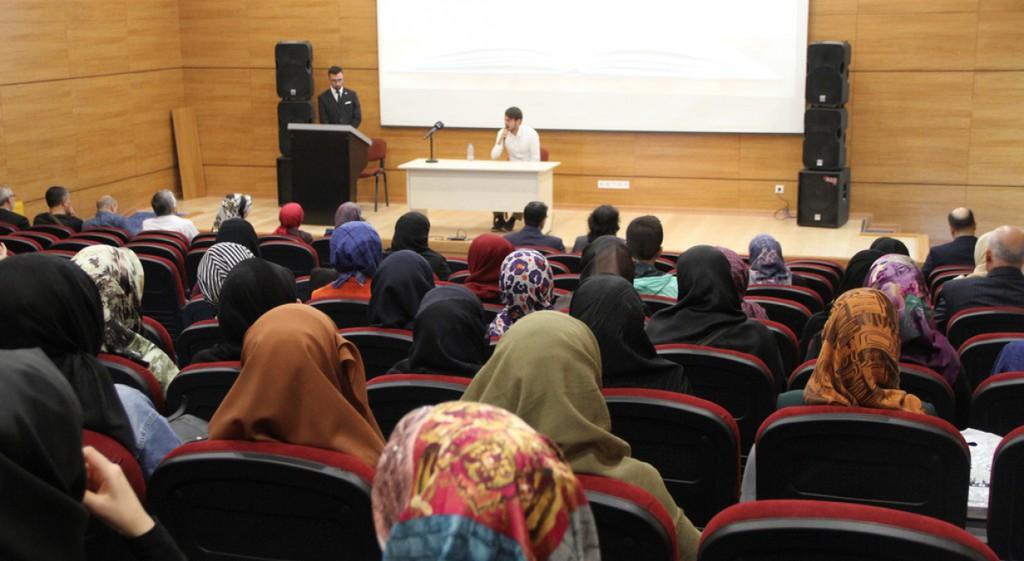 İslami İlimler Fakültemizde Oryantasyon Eğitimi