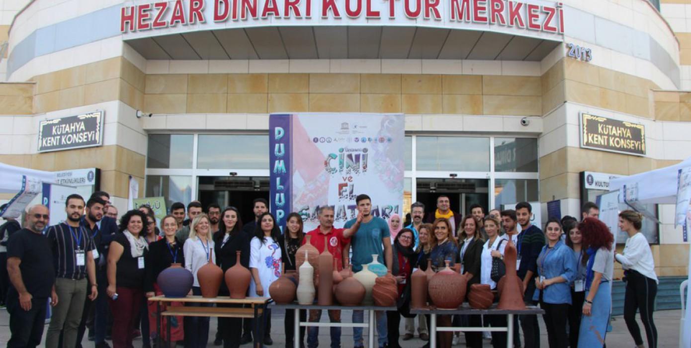 Kütahya'yı Kültüre ve Sanata Doyuran Festival Sona Erdi