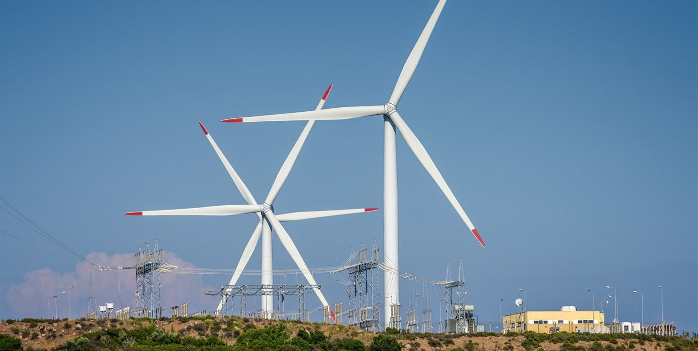 Kores Kocadağ Rüzgar Enerji Santrali Teknik Gezisi