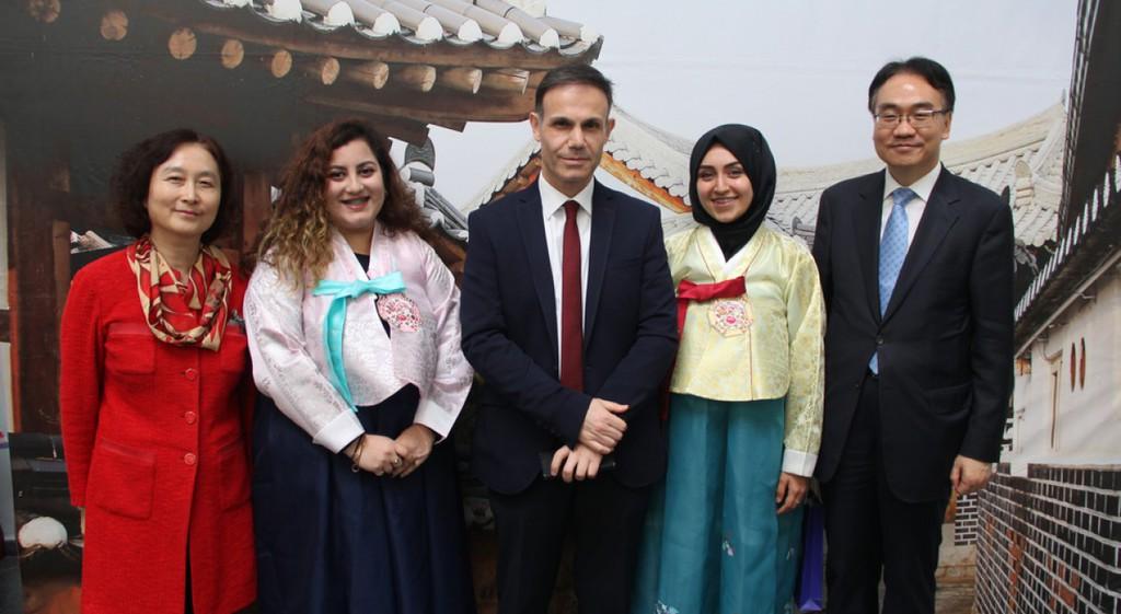 Kore Kültürü DPÜ'de Tanıtıldı