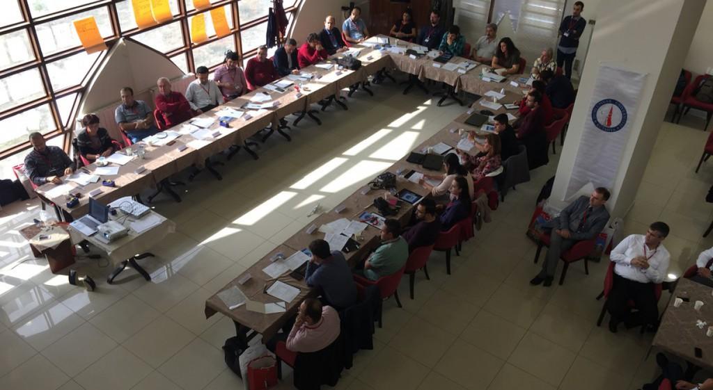 DPUHaber - Dpü'de TÜBİTAK Projesi Hazırlama Eğitimi Verildi