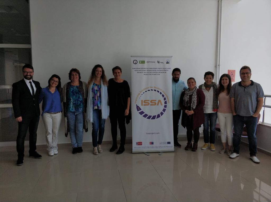 ERASMUS+ ISSA PROJECT 3RD TRANSNATIONAL MEETING  HELD IN THE KDPU