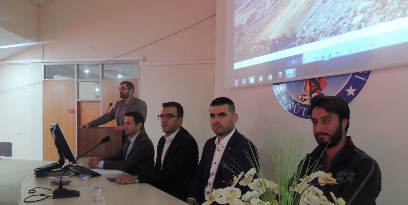 """""""Belediyelerdeki Haritacılık Faaliyetleri"""" Konulu Konferans"""