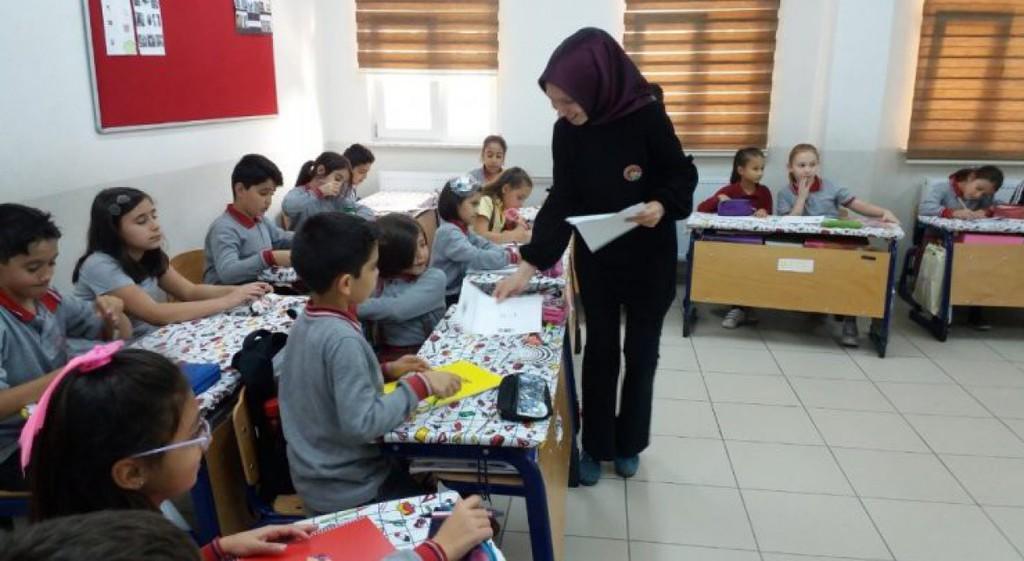 Geleceğin Öğretmenlerinden Örnek Proje