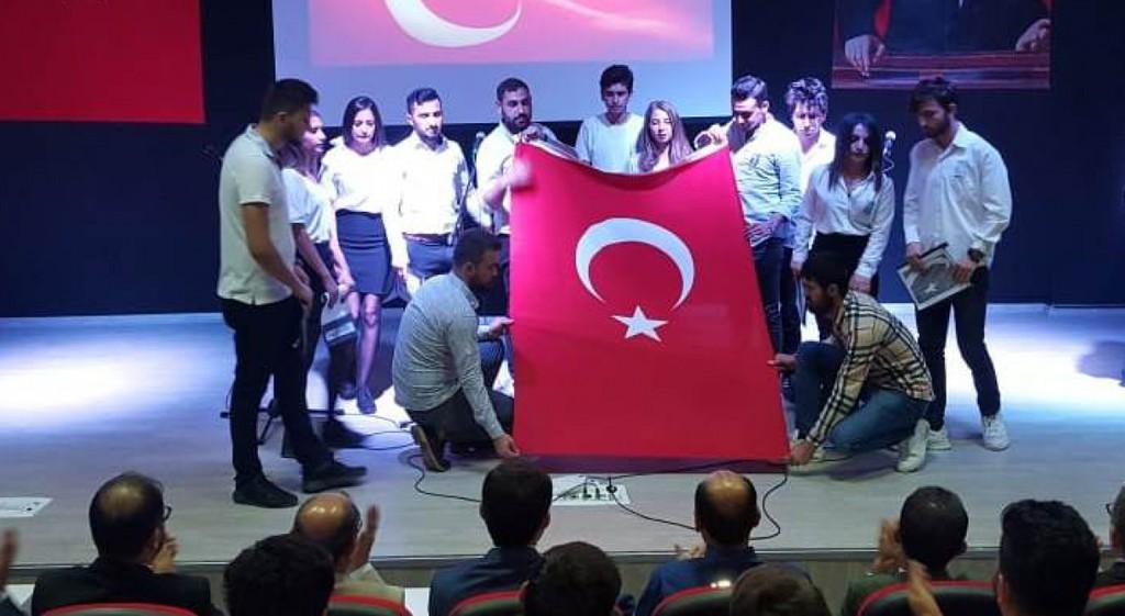 Domaniç Hayme Ana MYO'da Cumhuriyet Coşkusu