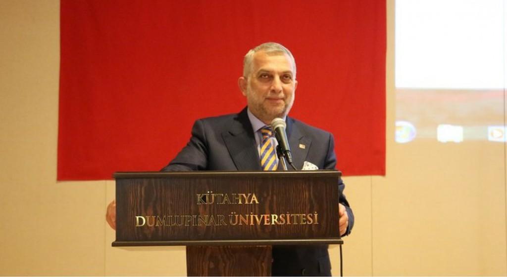 DPÜ'de Çok Kutuplu Dünyada Türkiye Konferansı