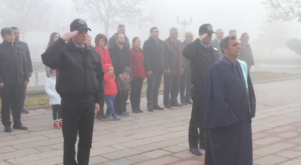 Ata'mızı Saygı ve Özlemle Anıyoruz