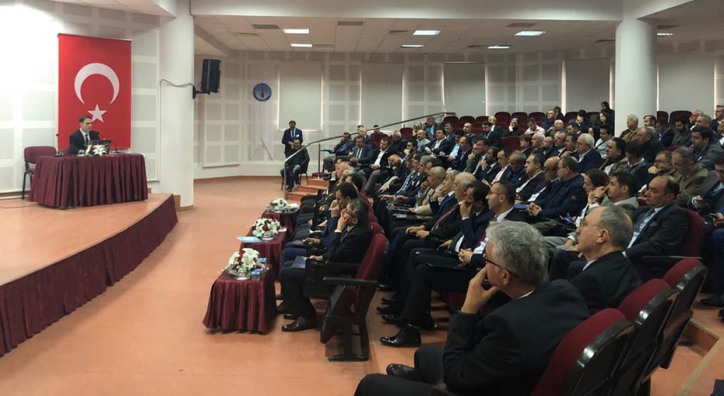 DPÜ'de Kamu-Üniversite-Sanayi İş Birliği Çalıştayı