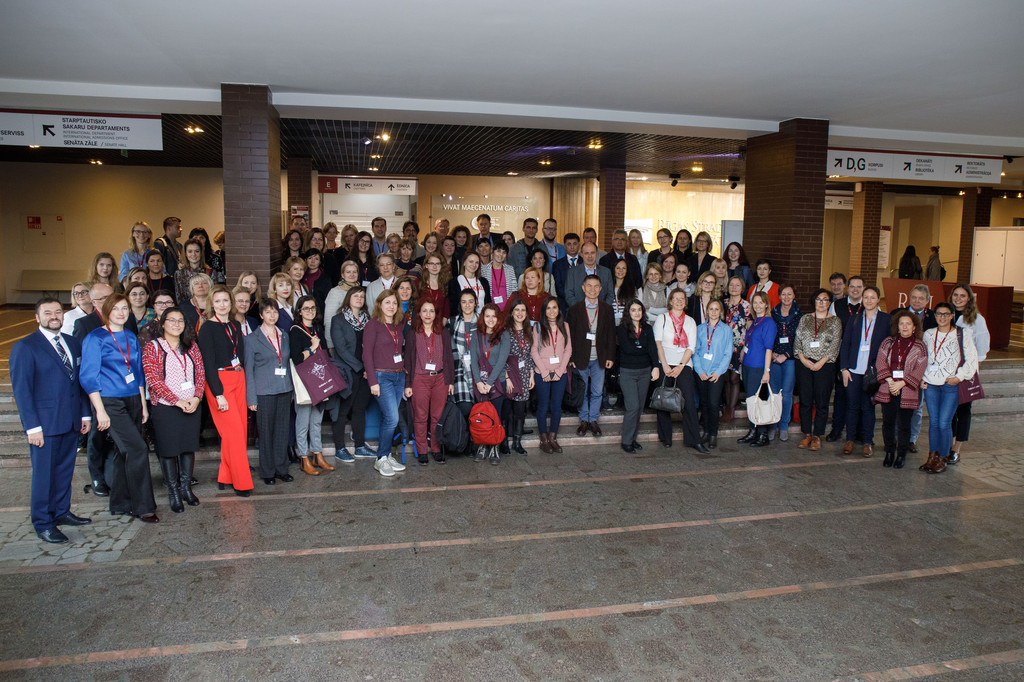 INTERNATIONALISATION CONFERENCE HELD AT RĪGA STRADİŅŠ UNİVERSİTY
