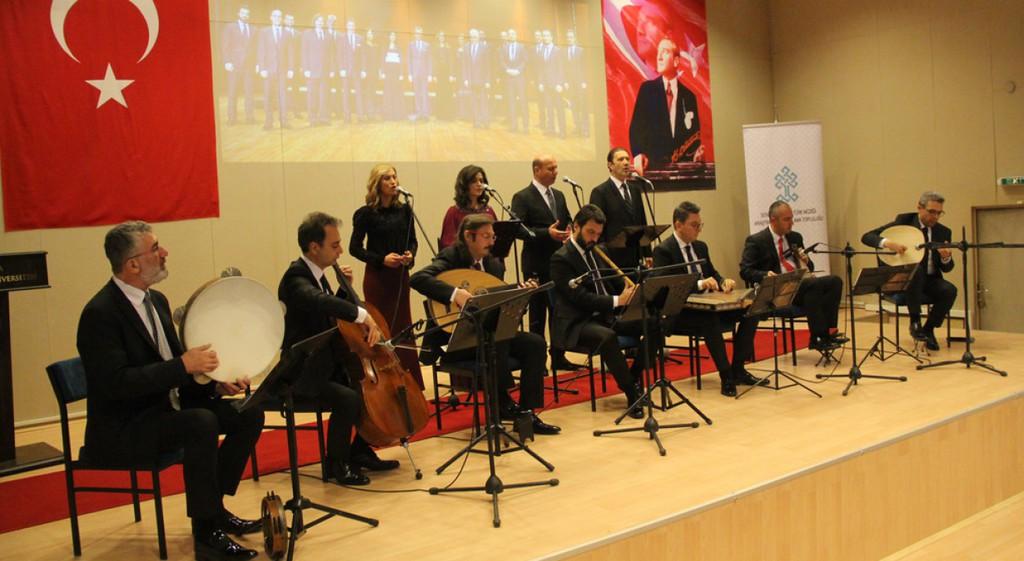 DPÜ'de Türk Musikisi Konseri
