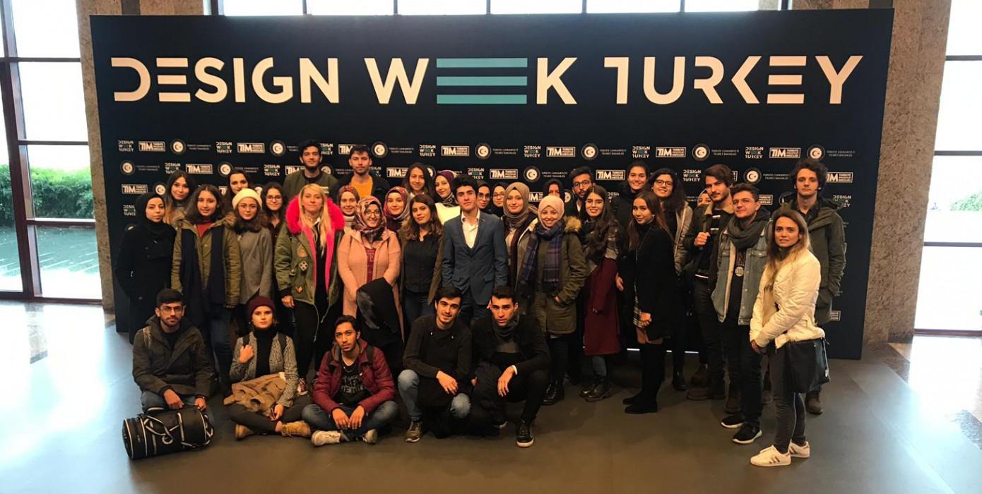 Türkiye Tasarım Haftası Gezisi