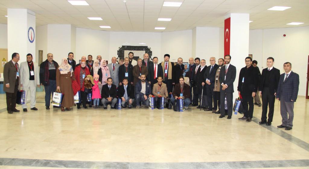 DPÜ'de Arap Hafızasında II. Abdülhamit ve Türk Arap İlişkileri Sempozyumu