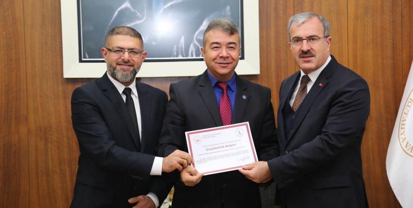 Engeliz Erişebilir Kütahya Dumlupınar Üniversitesi