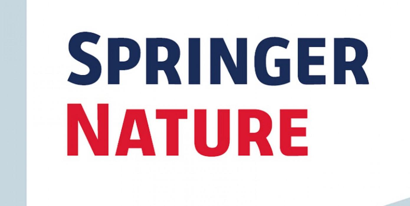 Springer Nature Ekitap Koleksiyonu