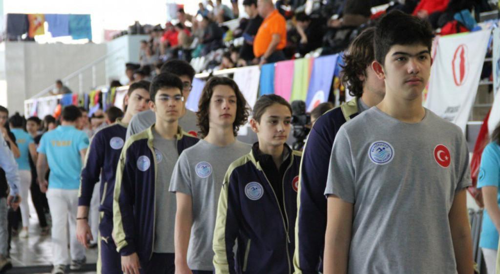 Sualtı Hokeyi Türkiye Şampiyonasının Açılış Töreni Yapıldı