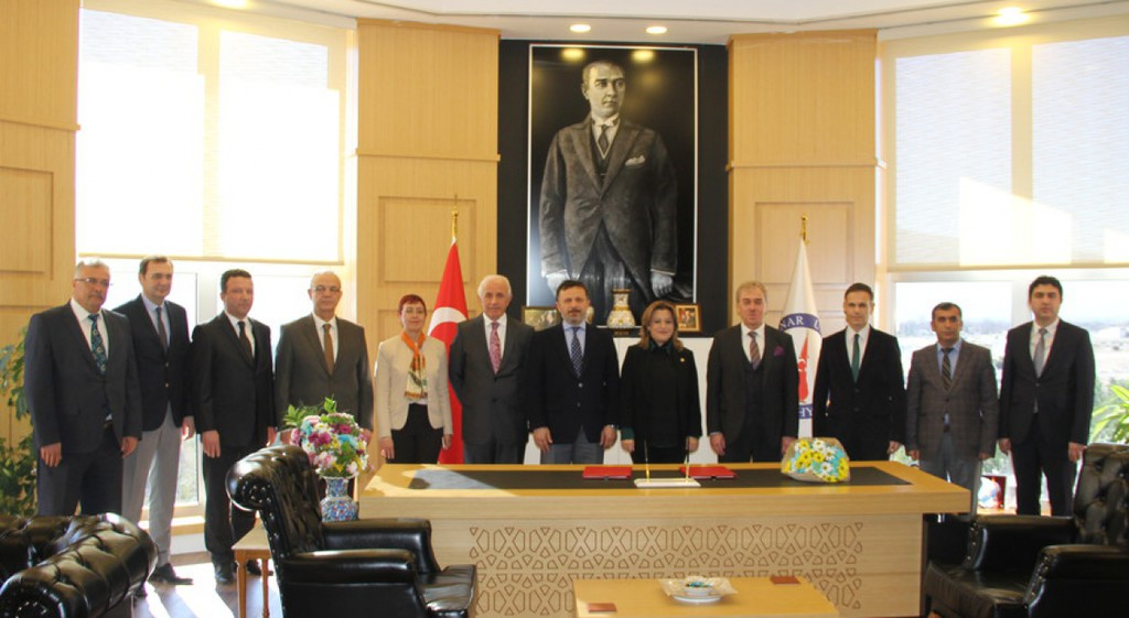 DPÜ ile KSBÜ Arasında Devir Teslim Protokolü İmzalandı