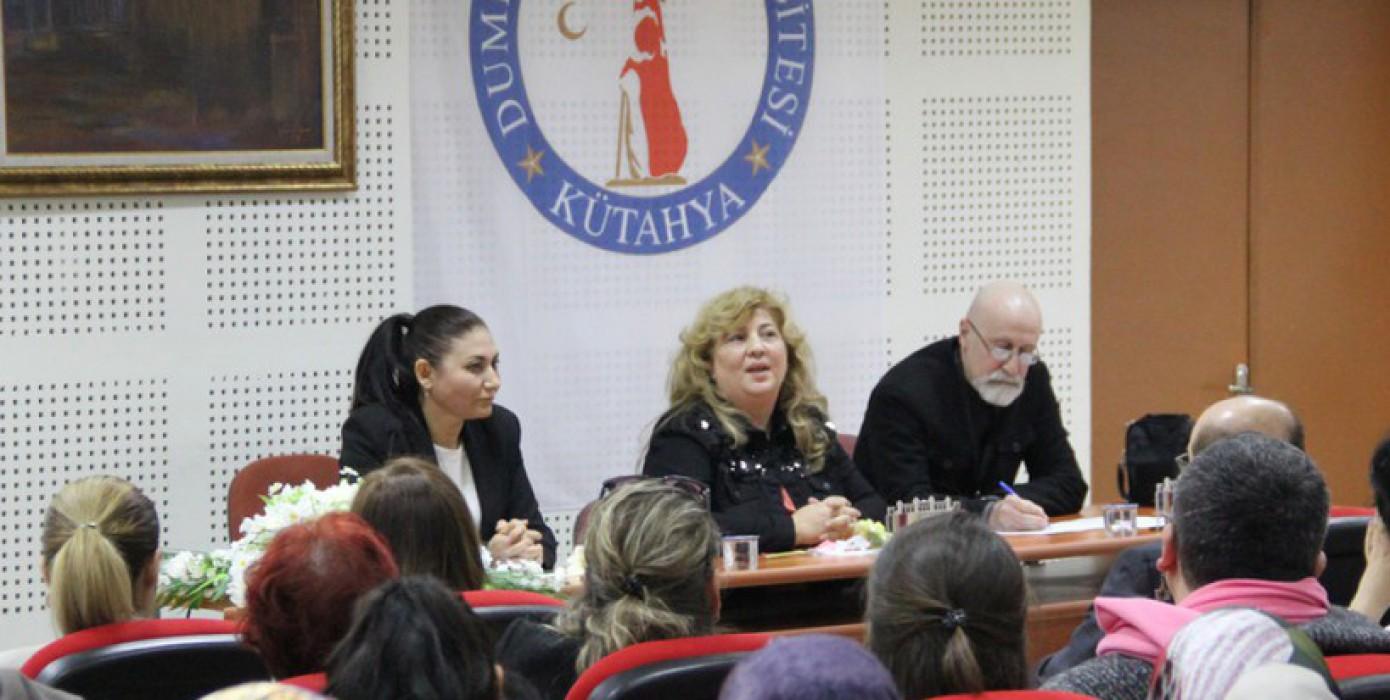 8 Mart Dünya Kadınlar Günü Sergi ve Paneli