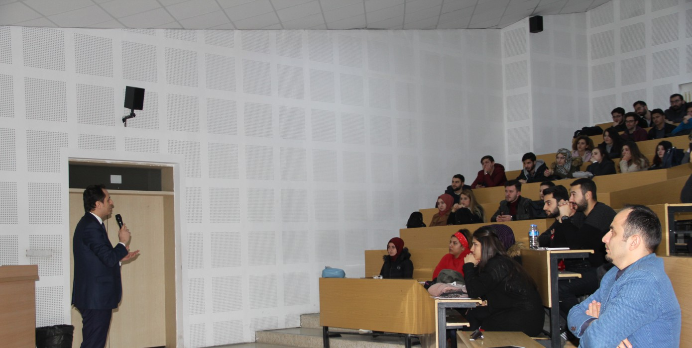 2018-2019 Akademik Yılı Bahar Dönemi Seminerlerine Germiyan Kampüsü ve Altıntaş Myo'da Başlandı