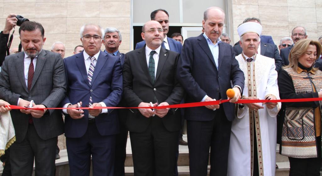 DPÜ 15 Temmuz Şehitler Külliyesi Açıldı