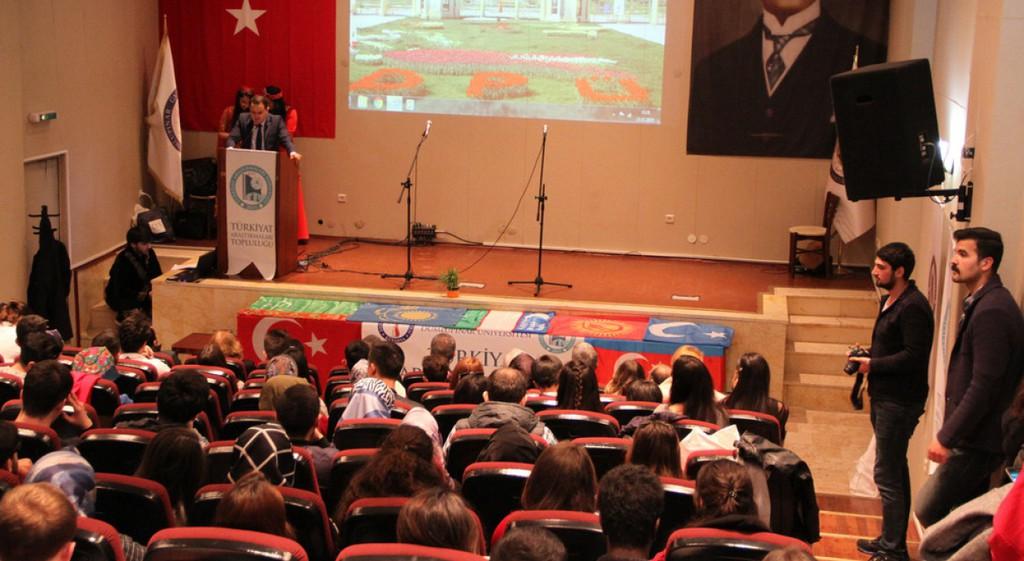 DPÜ'de Türk Dünyasında Nevruz Konferansı