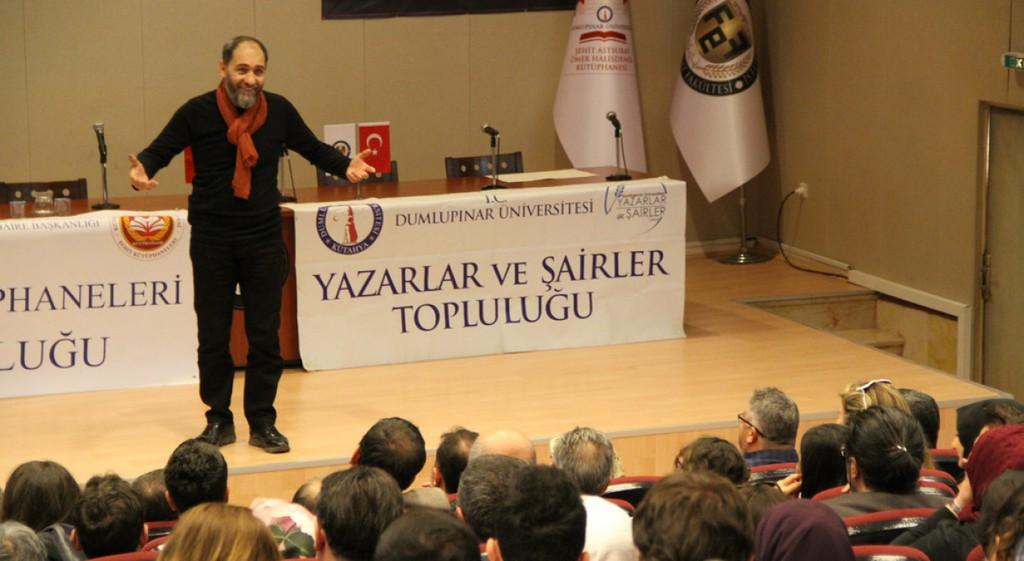 DPÜ'de Gençlik Okumak ve Şuur Konferansı