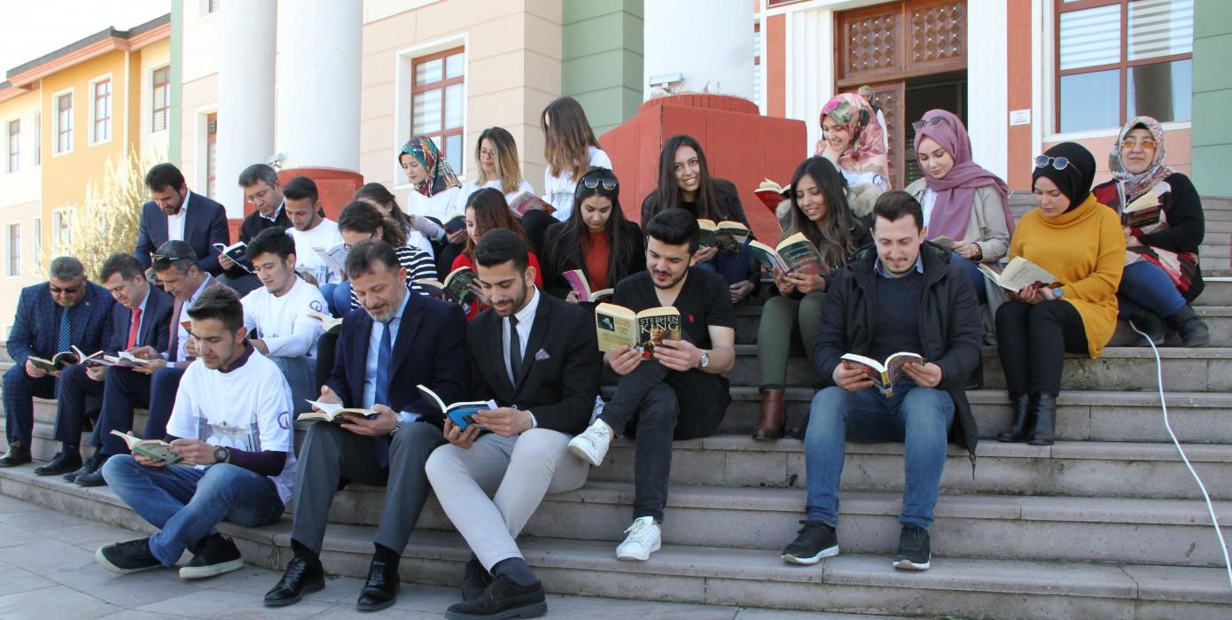 55. Kütüphane Haftası Okuma Şenliği