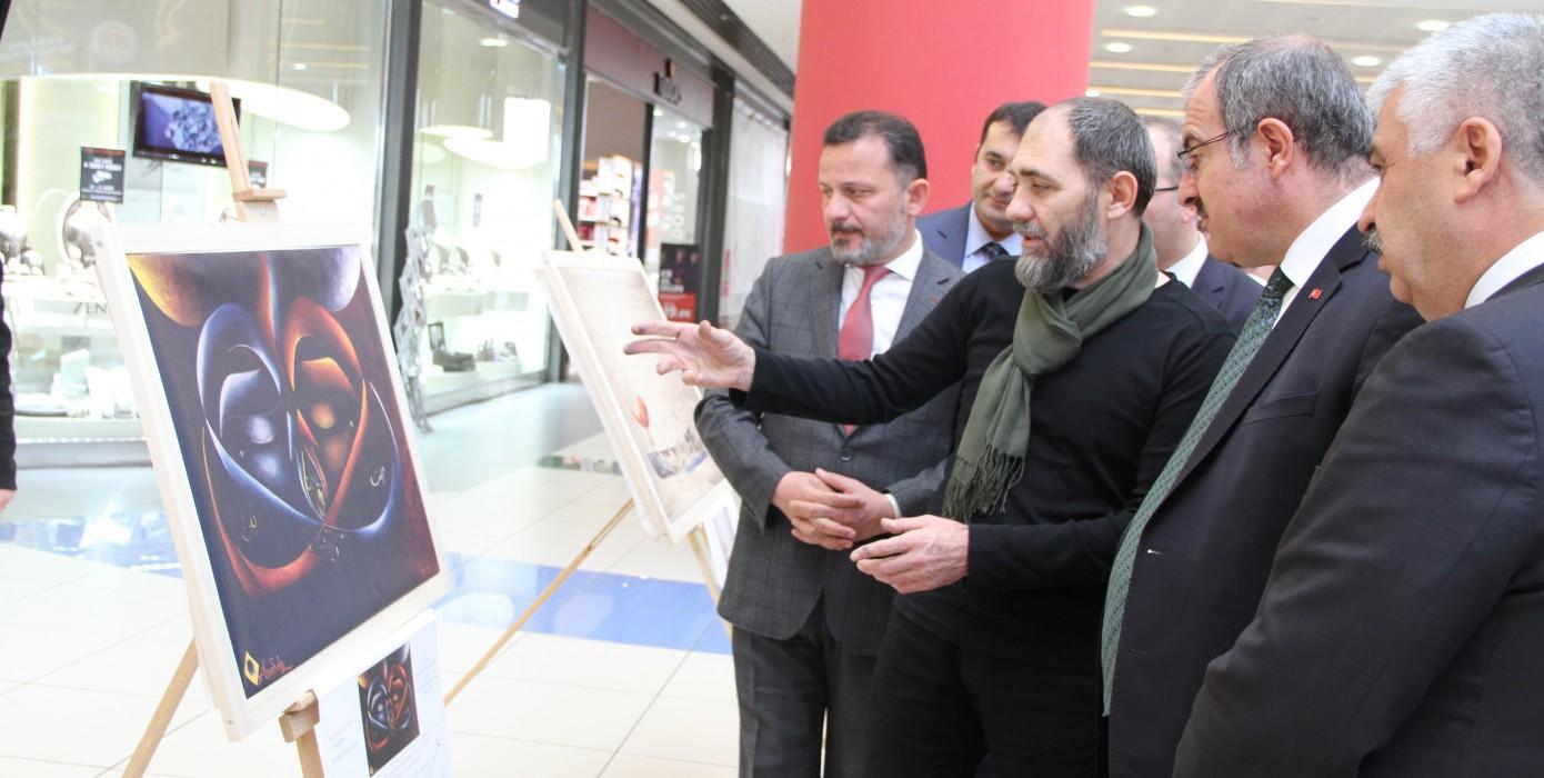 Ahmet Sula Kelimenin Kalbi Sergisi