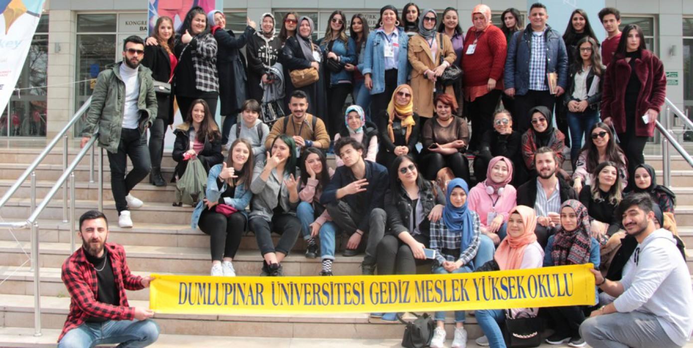Bursa Textile Show Fuarına Gezi