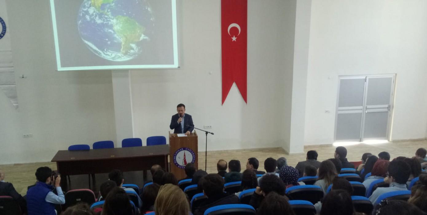 Atatürk'ün Samsun'a Çıkışının 100. Yılı ve Milli Mücadele Ruhu ve Ağaç Dikme Etkinliği