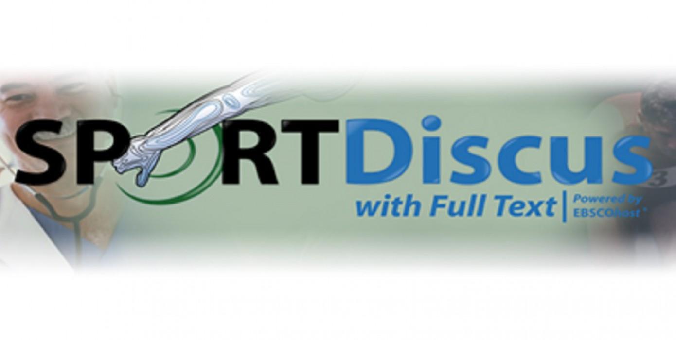 Sportdiscus with Full Text Deneme Erişimine Açılmıştır.