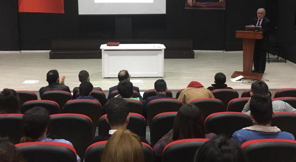 Domaniç'te Tüketici Hakları Bilinci ve İş Hayatında Haklar Konferansı