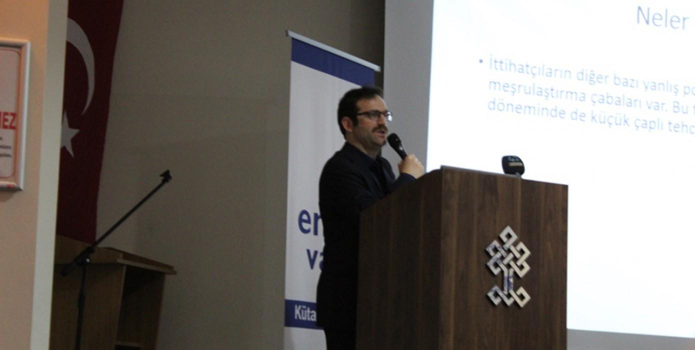 Tehcir Gerçeği ve Kütahya Ermenileri Konferansı