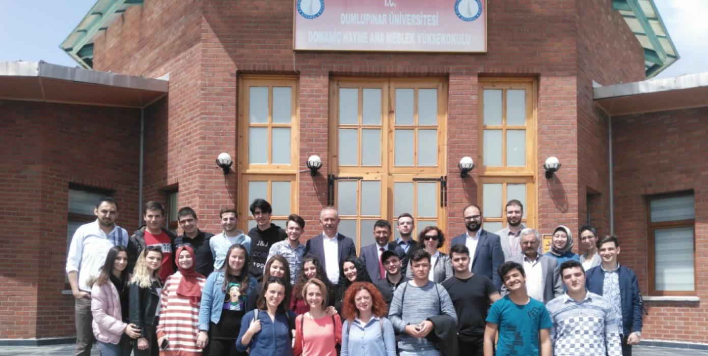 Bursa'dan Domaniç Hayme Ana Myo'yu Tanımak İçin Geldiler