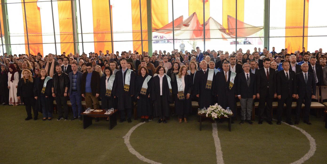 2018-2019 Eğitim Öğretim Yılı Mezuniyet Töreni