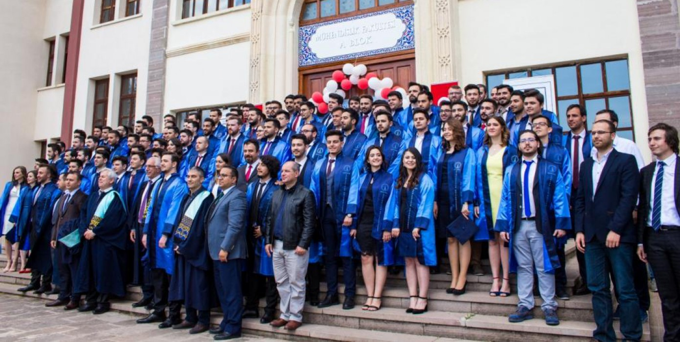 2019 Yılı Mezuniyet Töreni