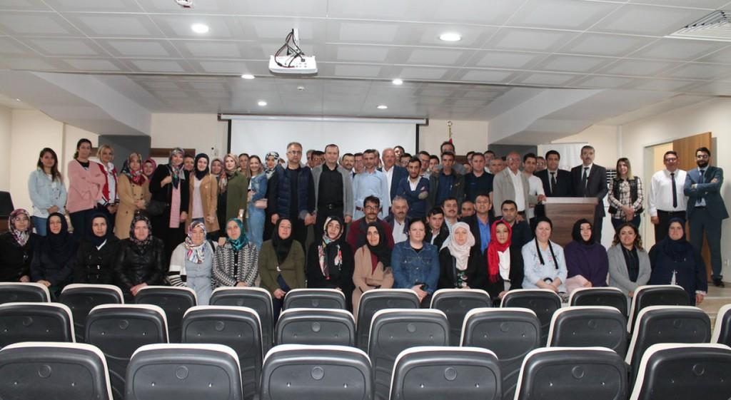 DPÜ-İSG'den Aile Çalışma ve Sosyal Hizmetler İl Müdürlüğüne Eğitim