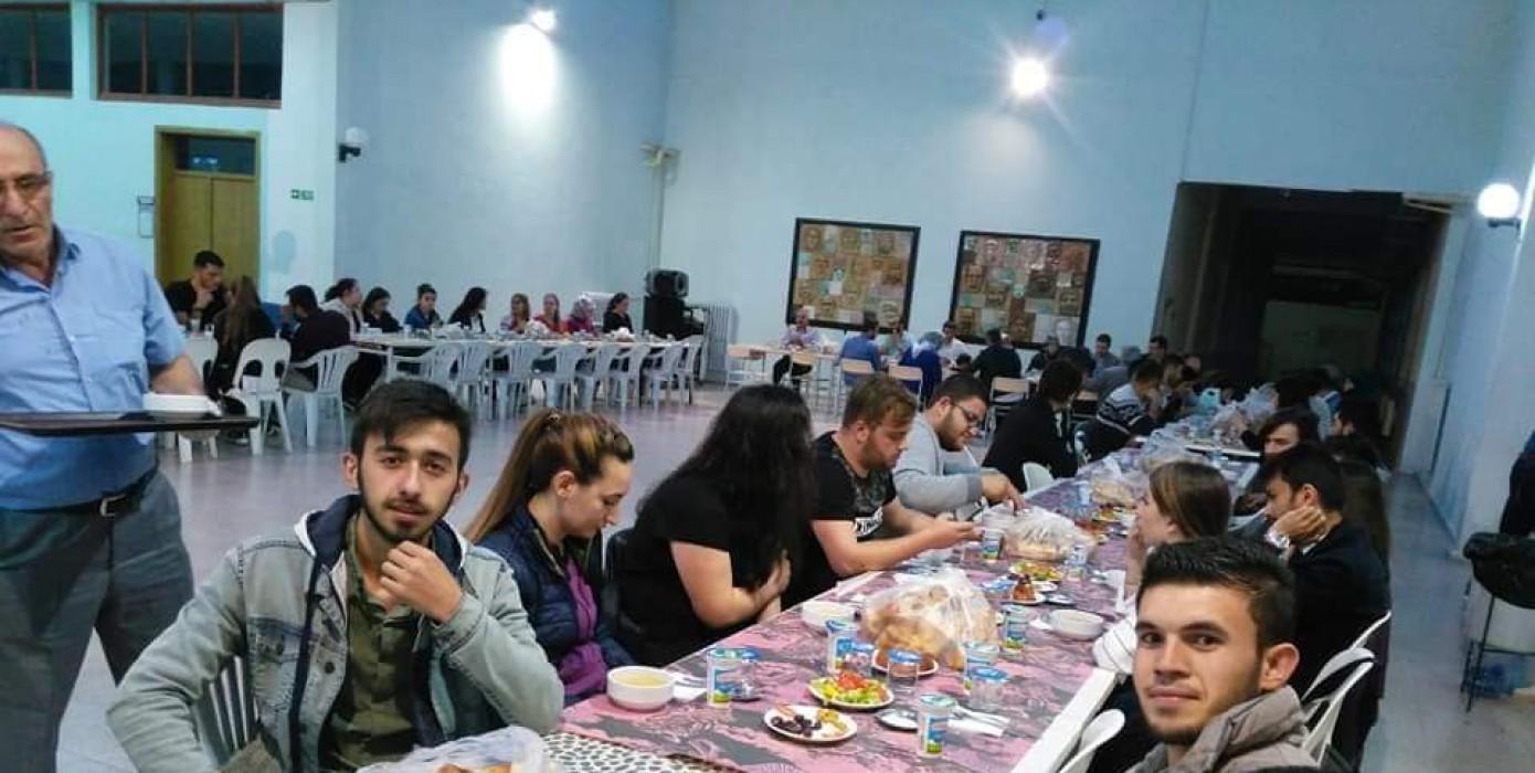 Ramazan'da Öğrencilerimizle Birlikte İftar