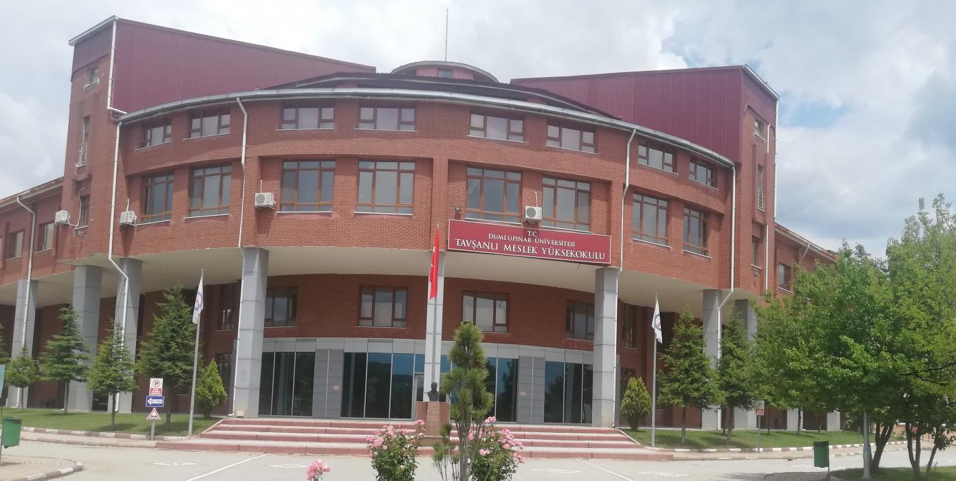 Tavşanlı Meslek Yüksekokulu'nda 2 Yeni Bölüm Açıldı