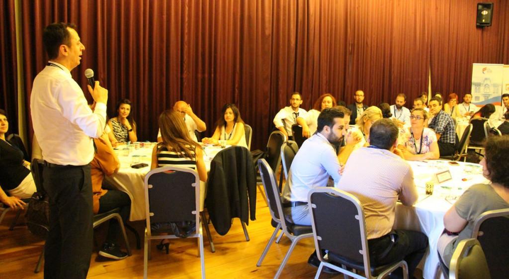 DPÜ KAMER II. Mezun İlişkileri Çalıştayı'nda