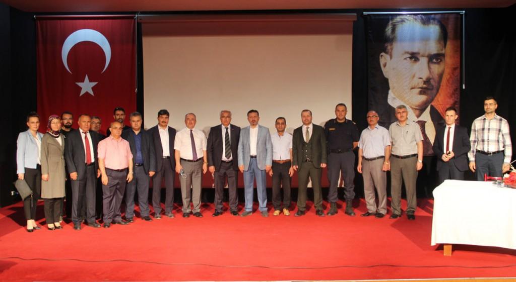 DPÜ Tavşanlı'da 15 Temmuz Konferansı Düzenledi
