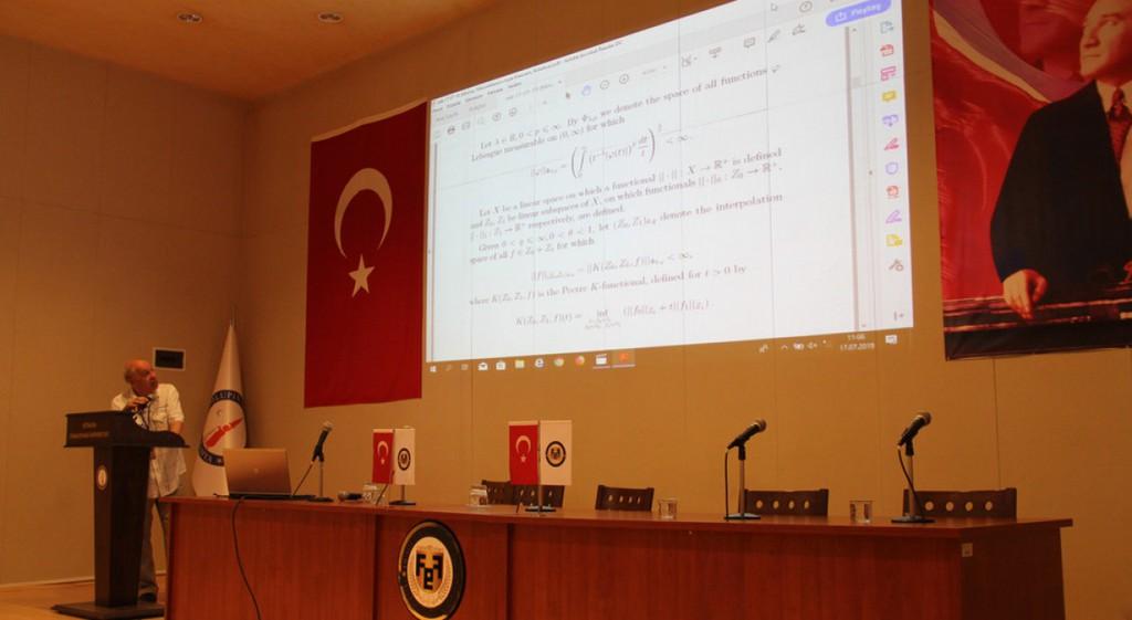 Matematiğin Geleceği DPÜ'de Konuşuluyor