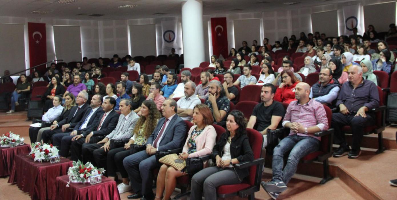 Yükseköğretimde Kalite Güvencesi Yeni Öğrencilerimize Tanıtıldı!